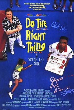 he also did tv tropes do the right thing film tv tropes