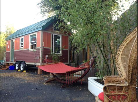 Tiny House Hotel In Portland Caravan The Tiny House Hotel