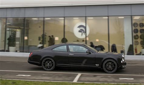 bentley mulsanne coupe bentley mulsanne coup 233 ares design de eerste foto