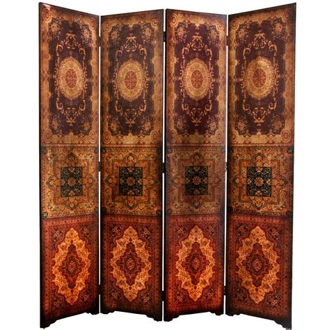 Room Dividers Europe 6 Ft Olde Worlde Baroque Room Divider Roomdividers