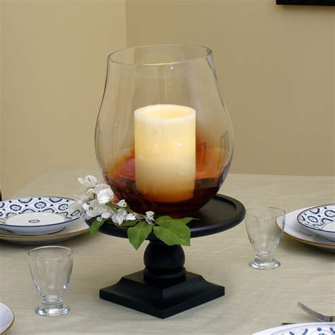 hurricane ls with flameless candles bordeaux flameless candle holder with timer candle