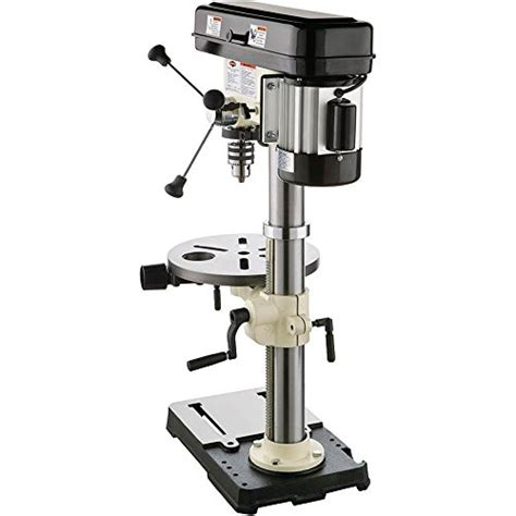 bench top drill press canada shop fox w1668 bench top drill press spindle sander