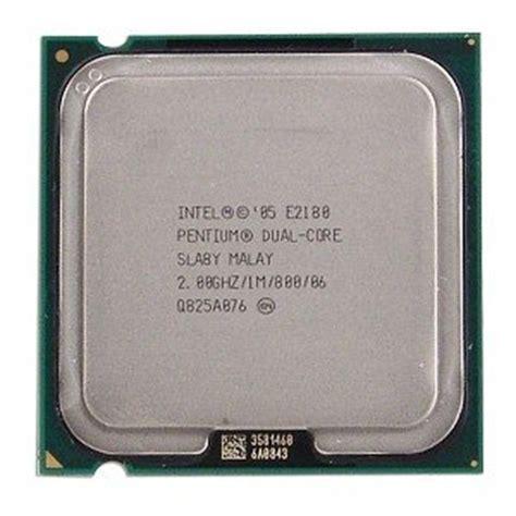 Intel Dual G640 Tray Fan Ori Lga 1155 Berkualitas intel cpu pentium dual e2180 2 0ghz fsb800mhz 1m lga775 tray electronics