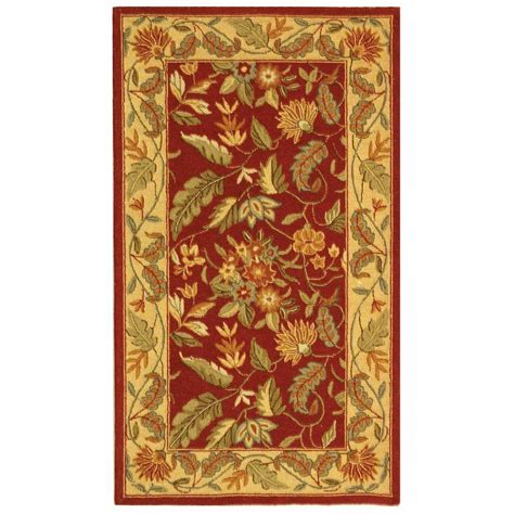 4 X 9 Area Rug Safavieh Chelsea 2 Ft 9 In X 4 Ft 9 In Area Rug Hk141c 3 The Home Depot