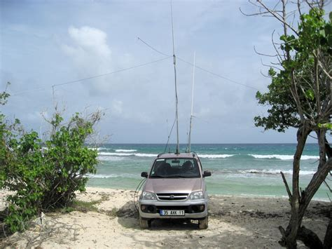 antennas  portable amateur ham radio operation icq