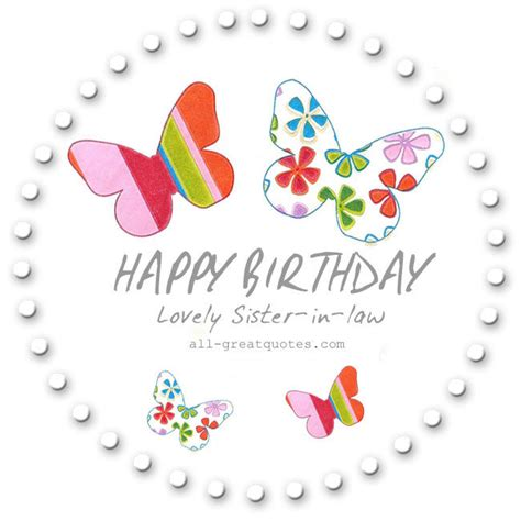 imagenes de happy birthday sister happy birthday lovely sister in law pictures photos and