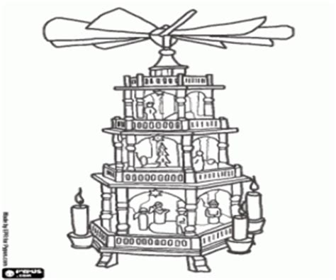 coloring pages of christmas in germany other christmas traditions coloring pages printable games