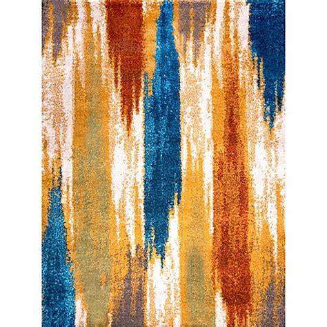 multicolor shag rug four season shag multicolor area rug bed bath beyond
