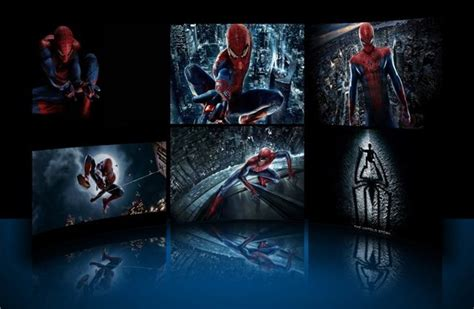 themes in the film seven the amazing spiderman windows 7 theme