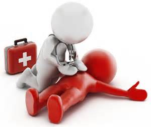 The resuscitation training course is in line with the resuscitation
