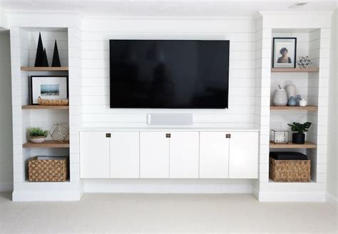 media wall ideas 10 ideas for media wall built insbecki owens