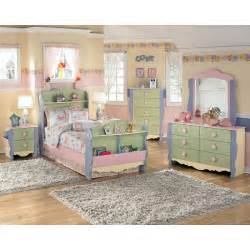 doll house sleigh bedroom set signature design by ashley furniture furniturepick