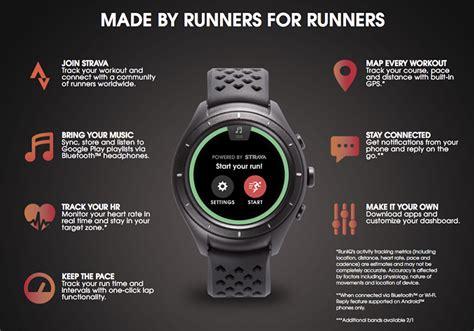 New Balance Runiq Android Wear 2 0 Smartwatch new balance runiq smartwatch review not a running