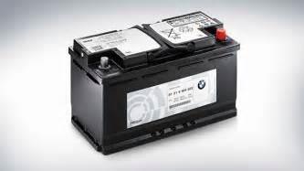 Bmw Batteries Original Bmw Teile Original Bmw Neuteile Agm Batterie