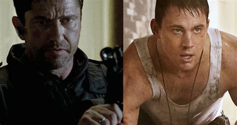 white house down sequel white house down vs olympus has fallen how similar are the two terrorism flicks