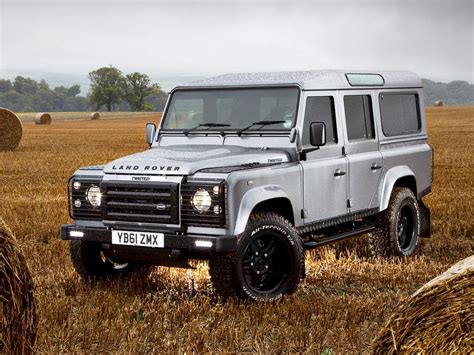 french land rover twisted land rover defender 110 station wagon french