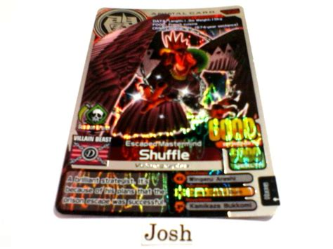 animal kaiser evolution version ver  silver card ae shuffle ebay
