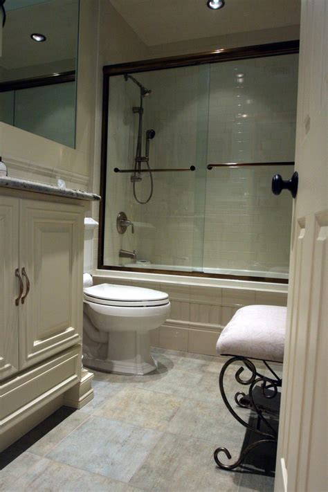 low white acrylic tub with white polished wooden vanity bathroom extraordinary small bathroom designs with tub