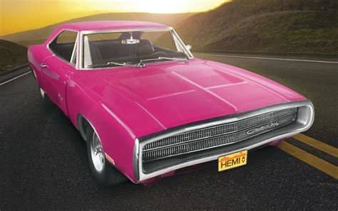 Revell Dodge Charger revell 1 25 1970 dodge charger 174 r t stock plastic model kit