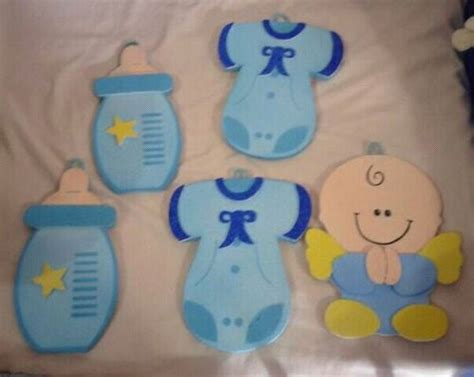 Adornos Para Baby Shower De Nino by Adorno Baby Shower Ni 241 O Imagui