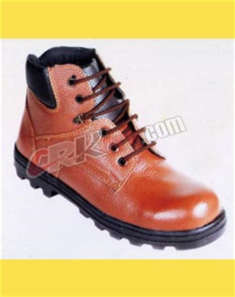 Sepatu Boot Dishub produsen sepatu boot safety murah bandung bahan kulit dan
