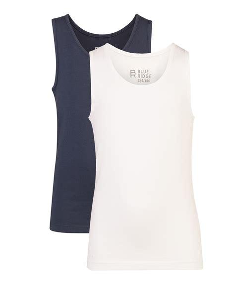 Jersey Singlet jongens jersey singlet 2 pack 79363594 we fashion