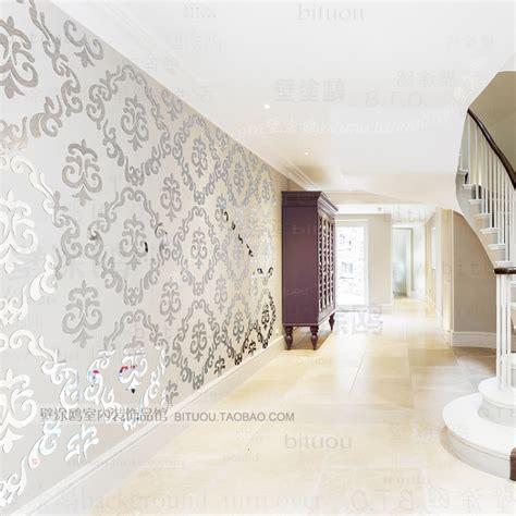 Living Room Wallpaper Ikea New 2015 Ikea Style Sofa Luxury Wallpaper 3d Mirror Wall