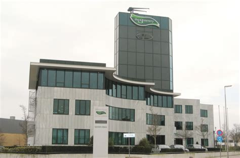 4 fruit company bv the greenery sells office building