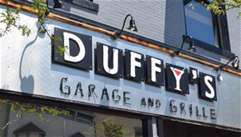 Duffy Garage by Duffy S Garage And Grille Petoskey Michigan