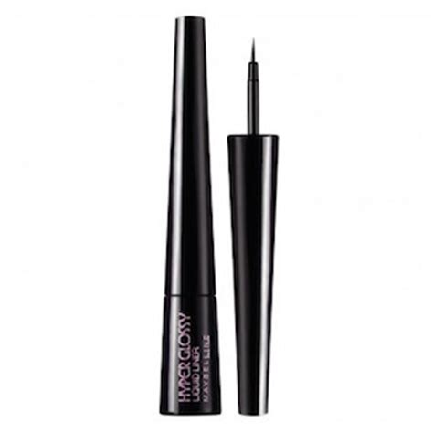 Maybelline Hyper Glossy Liquid Liner In Black 9 best maybelline must haves for every popxo