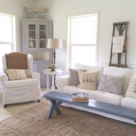 farmhouse style living rooms farmstead creating a farmhouse style living room