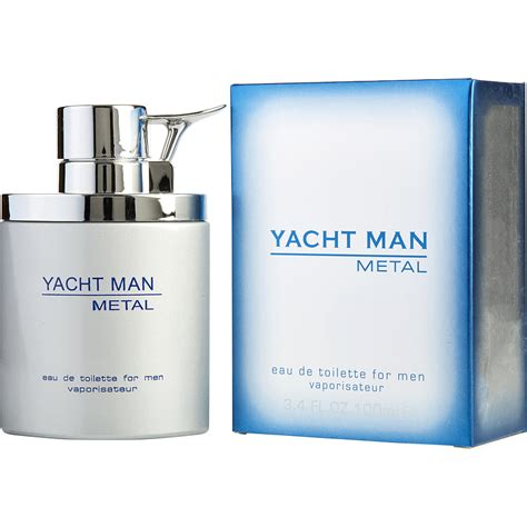 Parfum Yacht yacht metal eau de toilette fragrancenet 174