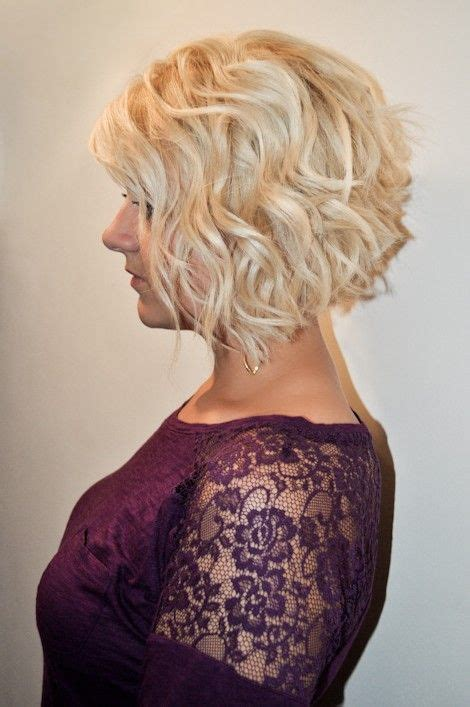 bob hairstyles u can wear and curly 25 best ideas about curly angled bobs on pinterest
