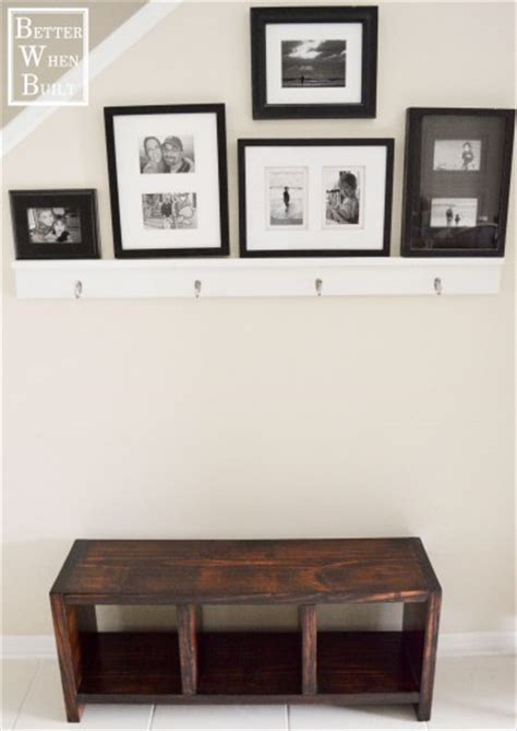 building an entryway bench the best 30 diy entryway bench projects cute diy projects
