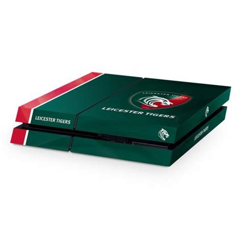 shop ps4 console leicester tigers ps4 console skin the official