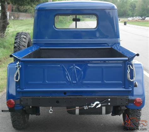 Window Seat With Radiator - 1951 willys jeep pickup