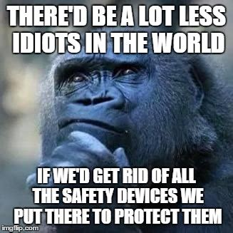 Ape Meme - thinking ape imgflip