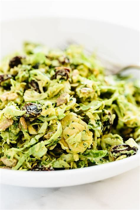 Detox Sprouts by Broccoli Brussels Sprout Detox Slaw With Curry