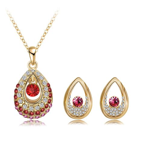 aliexpress earrings aliexpress com buy 2015 new arrival women jewelry set