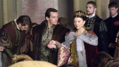 Natalie Dormer In The Tudors Natalie Dormer As Boleyn In The Tudors