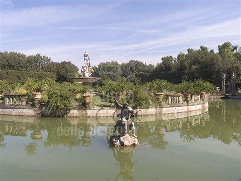 giardino di boboli storia immagine la vasca dell isola giardino di boboli firenze