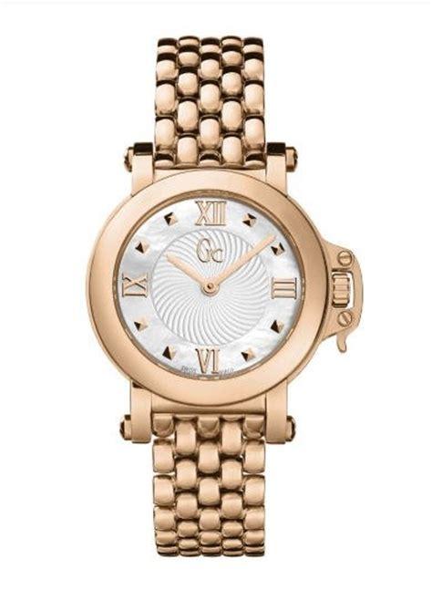 Gc X5200 Rosegold soldes montre guess gc femme bijou gold tendance mode femme