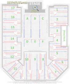 Philips Arena Floor Plan hydro arena seating plan 01 detailed seat numbers chart