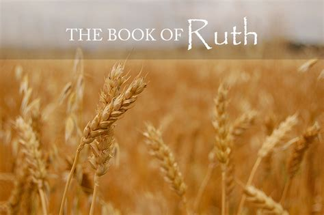 themes in book of ruth shavuot and the book of ruth father s house educational