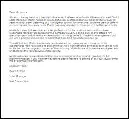 manager reference letter reference letters livecareer