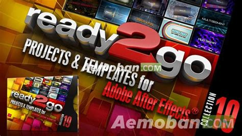digital juice ready2go projects templates for after effects 首发模版 digital juice ready2go collection 19 for after