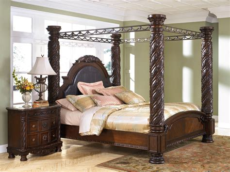 beds with posts cal king headboards design homesfeed