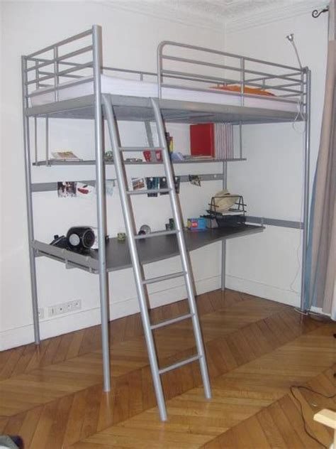 lit mezzanine ikea avec bureau lit mezzanine ikea bureau int 233 gr