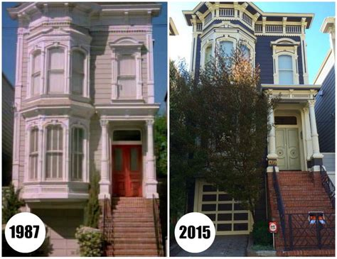 where is the full house house in san francisco the quot full house quot victorian in san francisco today