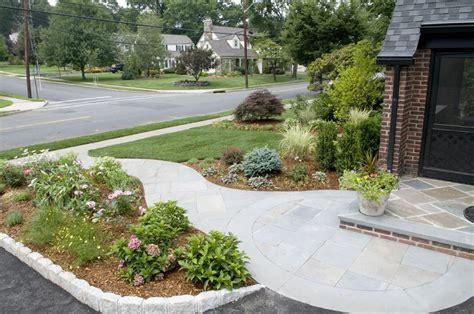 hightechlandscapes new jersey landscape design front yard landscape design bergen county nj